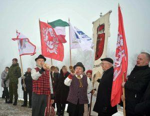 Atidaryti Piliakalnių ir Tautinių drabužių metai | EKGT nuotr.