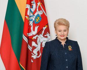 Lietuvos Respublikos Prezidentė Dalia Grybauskaitė | lrp.lt nuotr.