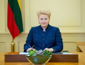 Dalia Grybauskaitė | lrp.lt, R. Dačkaus nuotr.