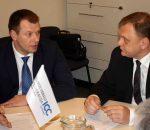 Vilius Šapoka (kairėje) ir Valdas Sutkus | Avenire.lt nuotr.