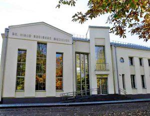 Duris atvers atnaujintas Vinco Kudirkos muziejus | Lnm.lt nuotr.