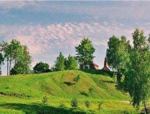 Gardų piliakalnis   S.Kazlausko nuotr.