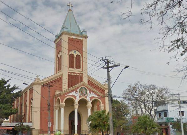 Lietuvių Šv. Juozapo bažnyčia San Paule (São Paulo), Brazilijoje. 1936 m. | Google.lt/maps nuotr.