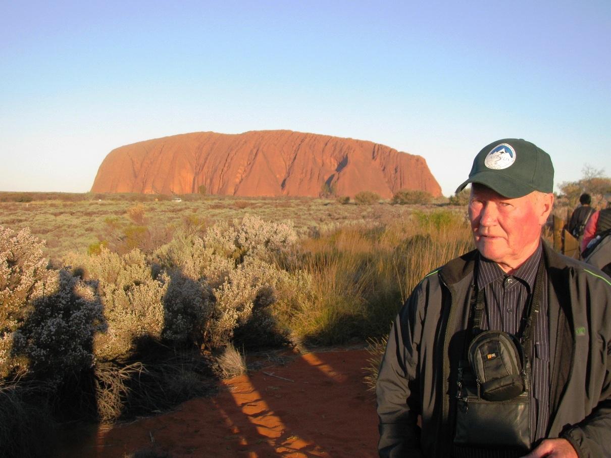 Algimantas Kepeženo nuotr.Australijoje