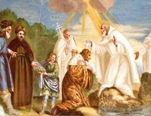 Brunonas Pažaislio freskose | xxiamzius.lt nuotr