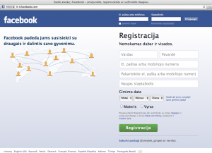 Facebook-alkas.lt
