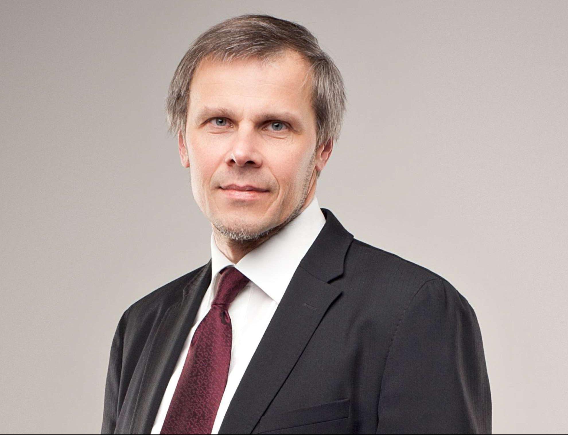 Gintaras Karosas   Asmeninė nuotr.