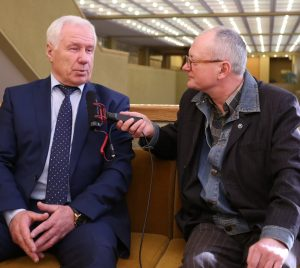 Algis Vasiliauskas, Audrys Antanaitis | Alkas.lt, A. Sartanavičiaus nuotr.