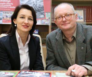 Dalia Henke, Audrys Antanaitis | Alkas.lt, A. Sartanavičiaus nuotr.