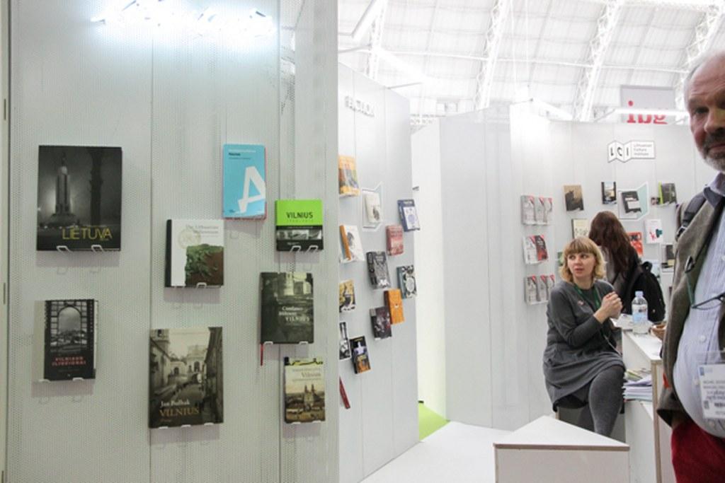 Londono knygų mugėje Baltijos šalys prisistatys drauge | LKI nuotr.