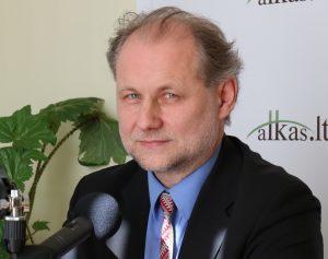 Virginijus Jocys   Alkas.lt, A. Sartanavičiaus nuotr.