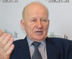 Juozas Imbrasas | Alkas.lt nuotr.
