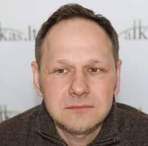 Gintaras Abaravičius | Alkas.lt nuotr.