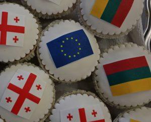 Bevizė erdvė tarp ES ir Gruzijos | Alkas.lt, A. Sartanavičiaus nuotr.