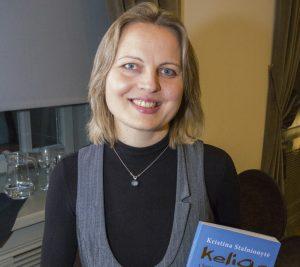 Kristina Stalionytė   Alkas.lt, A. Sartanavičiaus nuotr.