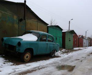 Garažai | Alkas.lt, A. Sartanavičiaus nuotr.
