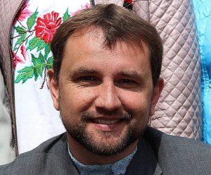 Ukrainos istorikas dr. Volodimiras Vjatrovičius   Asmeninė nuotr.