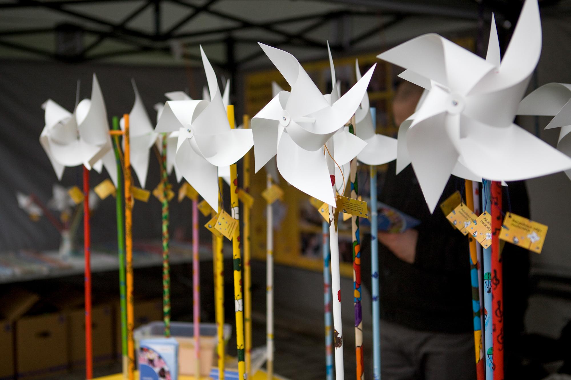 Palankaus vėjo malūnėliai 2016 | M. Salio nuotr.