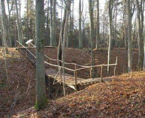 Atrastas Kukuliškių piliakalnis Klaipėdos rajone | Arūno Strazdo nuotr.