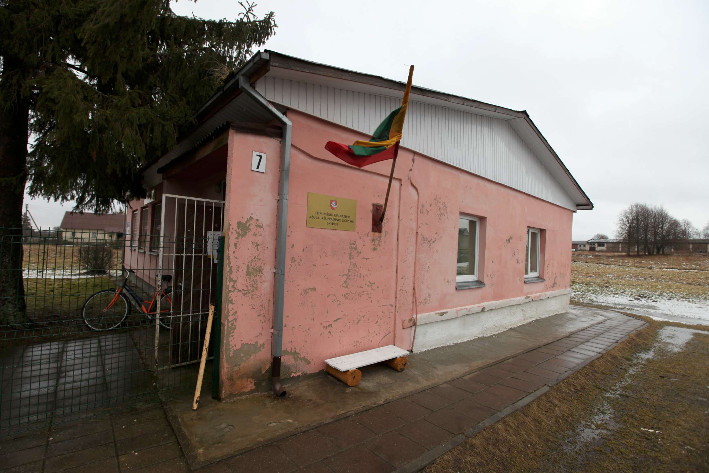 Lietuviška mokykla Vilniaus rajone – Eitminiškių gimnazijos Ažulaukės pradinio ugdymo skyrius| G. Karoso nuotr.