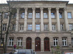 Lietuvos medicinos biblioteka | Wikipedia.org nuotr.