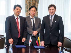 Susitikimas su Tokijo uzsienio studiju universiteto atstovais-34