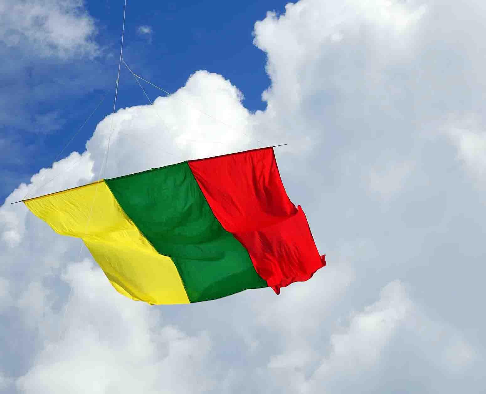 Kovo 11-ąją sostinės danguje skris laisvės vėliava | M. Abramavičiaus-Neboisia nuotr.
