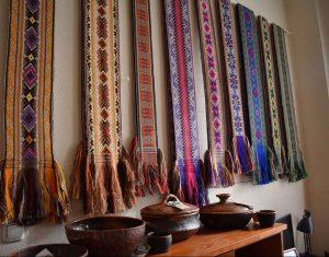 EKGT kviečia į austinių juostų ir raugo keramikos parodas | Rengėjų nuotr.