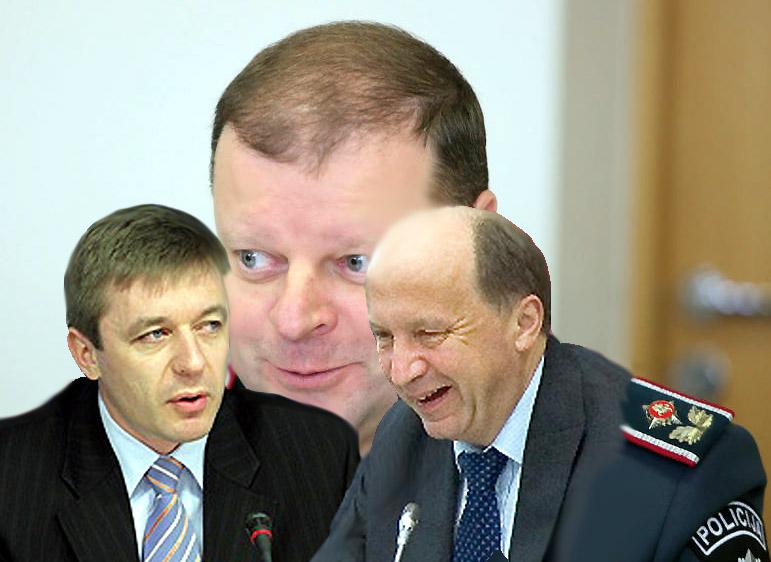 S. Skvernelis dėl lenkiškų rašmenų Lietuvos piliečių pasuose pasirengęs sugriauti valdančiąją koaliciją? | Alkas.lt koliažas