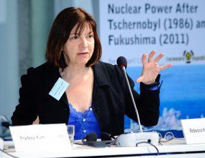 Rebeka Harms (Rebecca Harms)   Wikipedia.org nuotr.