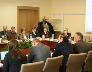 Trišalė taryba | lps.lt nuotr.