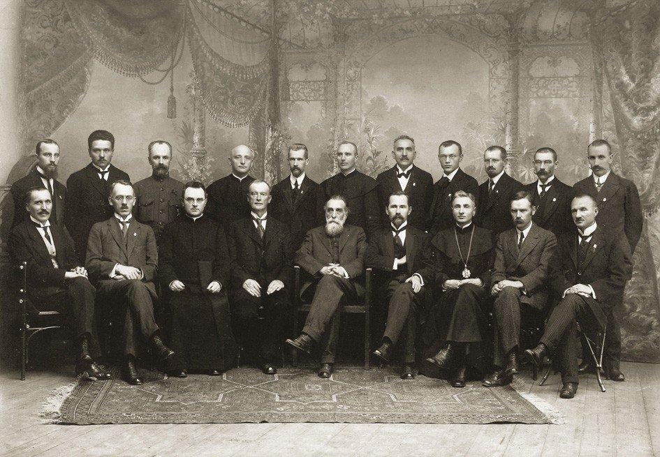 Berlyne rastas Vasario 16-osio akto originalas lietuvių kalba | LNM nuotr.