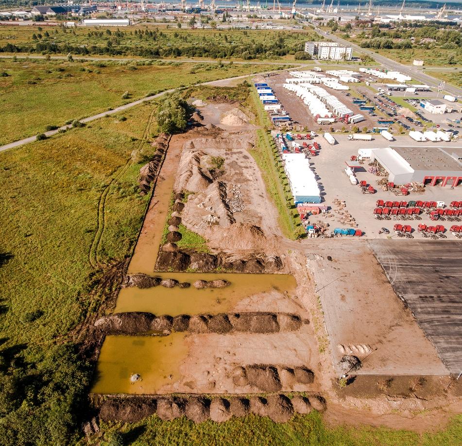 Archeologiniai tyrimai Bandužių (Žardės) senovės gyvenvietėje | R. Navicko nuotr.