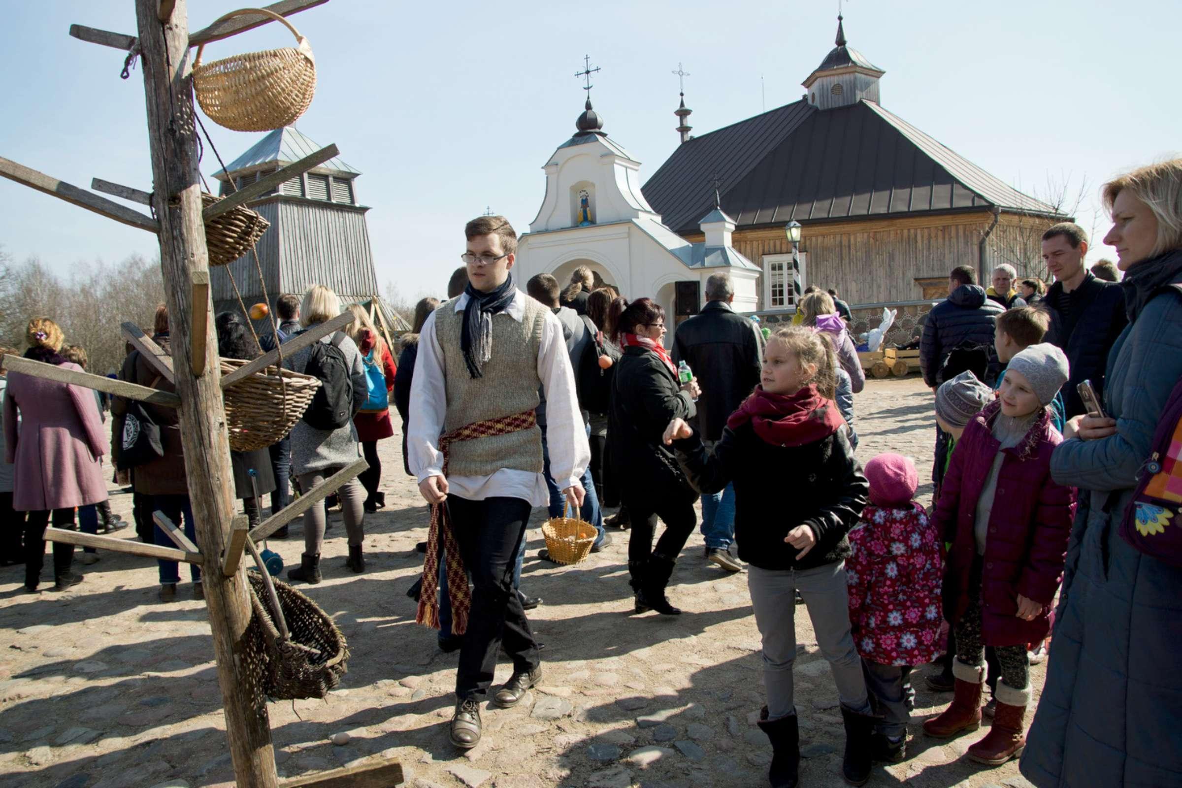 Lietuvos liaudies buities muziejus kviečia kartu švęsti Velykas | LLBM nuotr.
