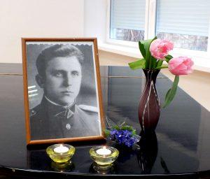 Vincas Žaliaduonis-Rokas – svajingos veido išraiškos idealistas | P. Šimkavičiaus nuotr.