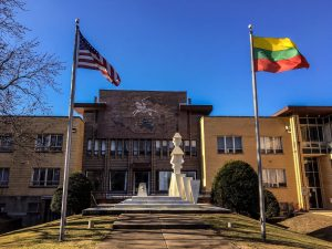 Lituanistine praktika JAV_CLM