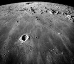 Mėnulio paviršius | NASA nuotr.