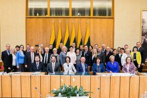 Seimo ir PLB bendruomenės komisija.lrs.lt nuotr