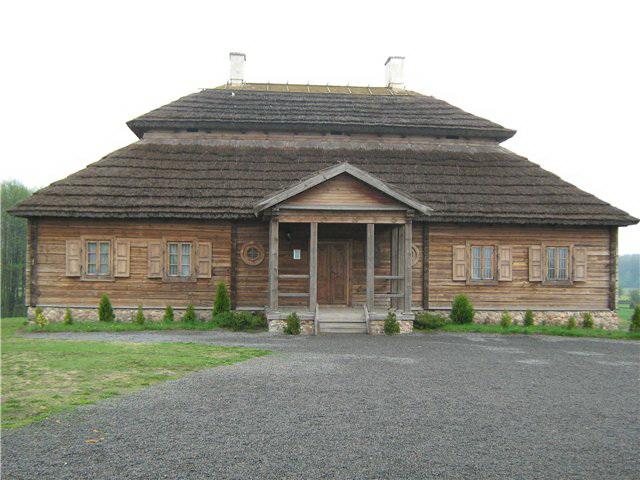 Sodyba-muziejus, kurioje gime Tadas Kosciusko_wikipedija.org