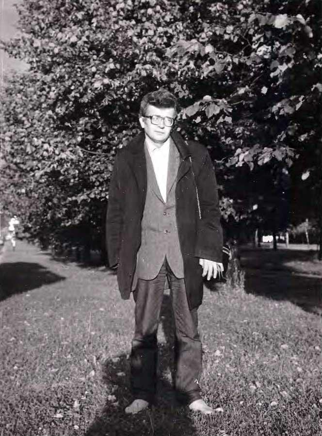 Kęstutis Rastenis apie 1985 m. | Asmeninė nuotr.