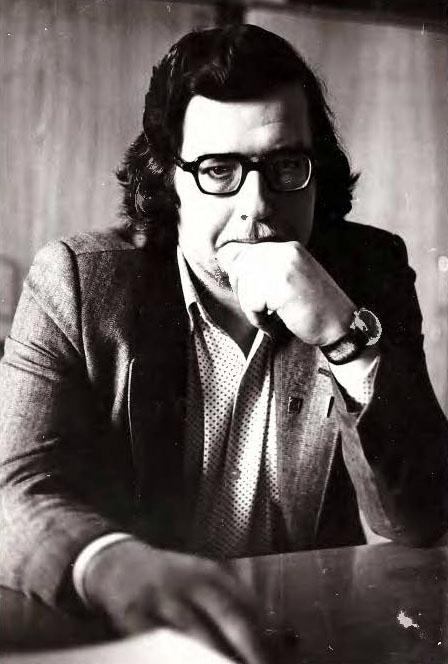 Kęstutis Rastenis apie 1980 m. | Asmeninė nuotr.