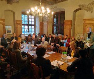 Kultūros paveldo komisijos posėdis | VKPK nuotr.