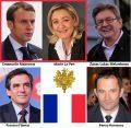 Prancūzija renka Prezidentą   Alkas.lt koliažas