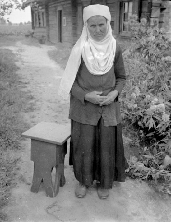 B.Buraco Kupiskiete-Bareckiene.-Aut.-Balys-Buracas.-1935-m.-SAM