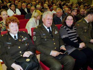 Šventinio renginio dalyviai   P. Šimkavičiaus nuotr.