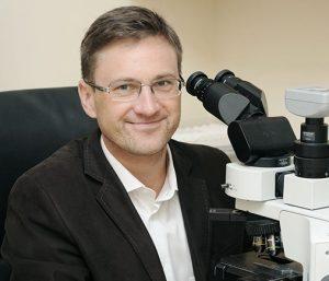 Gydytojas patologas Donatas Petroška