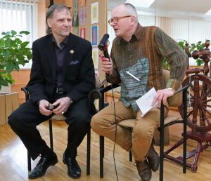 Rimas Pagirys ir Audrys Antanaitis | Alkas.lt nuotr.