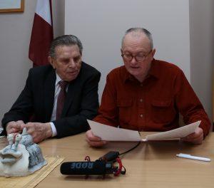 Juozas Kružikas, Audrys Antanaitis | Alkas.lt, A. Sartanavičiaus nuotr.