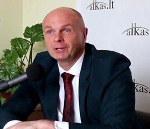 Arminas Lydeka | Alkas.lt nuotr.