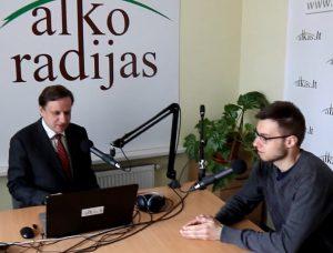 Tomas Baranauskas ir Ričardas Dediala | Alkas.lt nuotr.